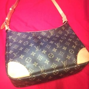 Louis Vuitton Boulogne 30 authentic